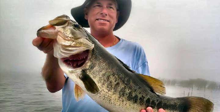 Bass Fishing Spots on Lake Okeechobee