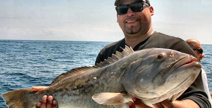Crystal River Grouper Fishing Spots for GPS