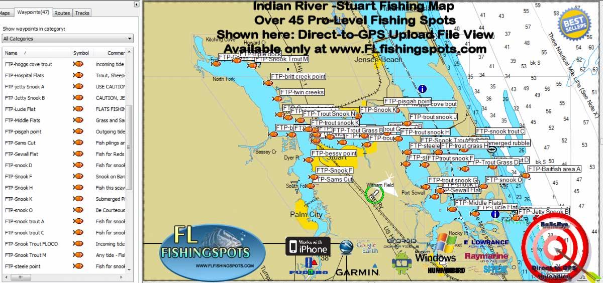 MAPA FISHING