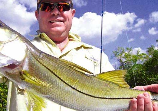 Florida Snook Fishing Spoits