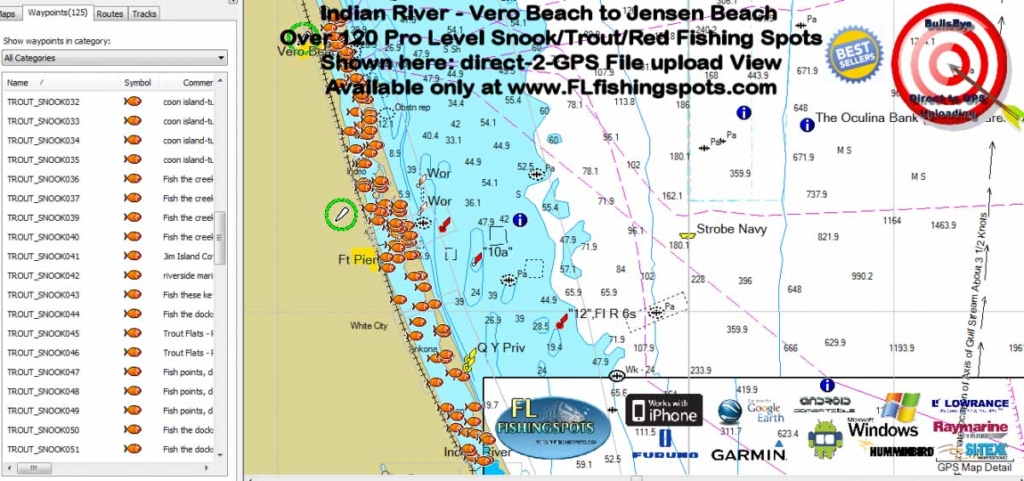 Google Maps Vero Beach Florida
