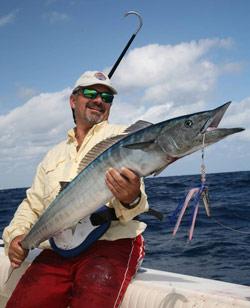 Bahamas Fishing Spots - Wahoo
