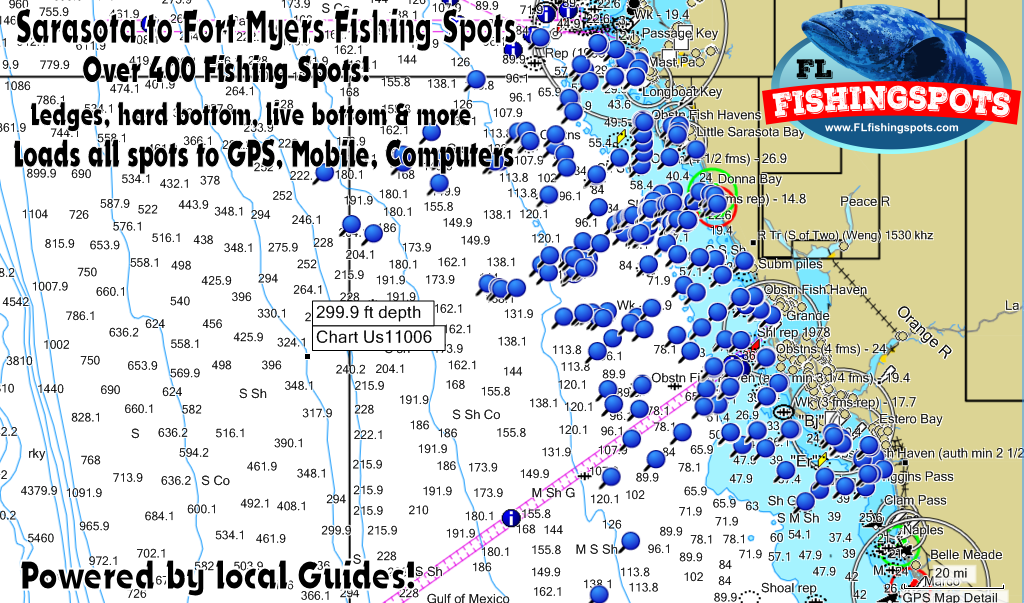 sarasota to fort myers florida fishing spots florida gps