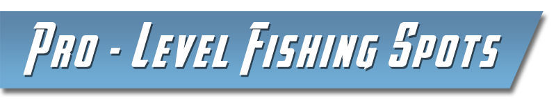 Florida Pro Level Fishing Spots Banner